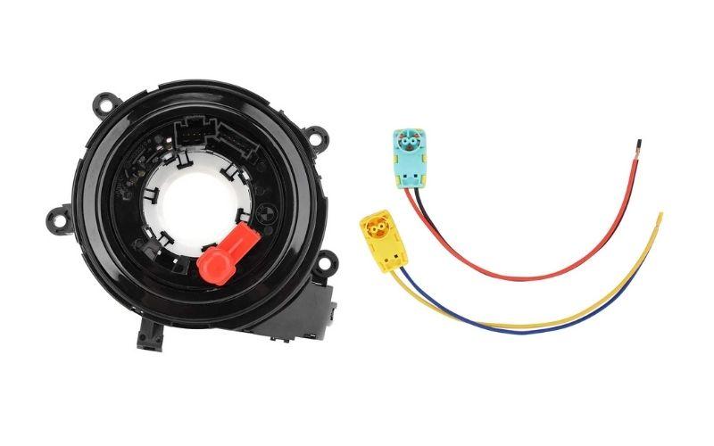 airbag steering wheel clock spring and connectors