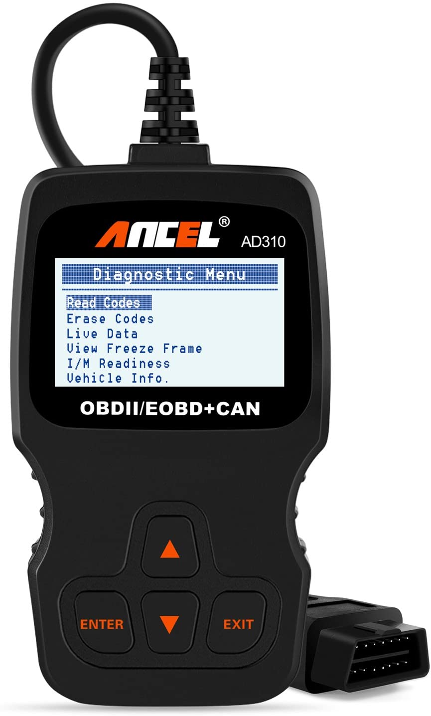 Ancel AD310 Universal CAN OBD2 Scanner
