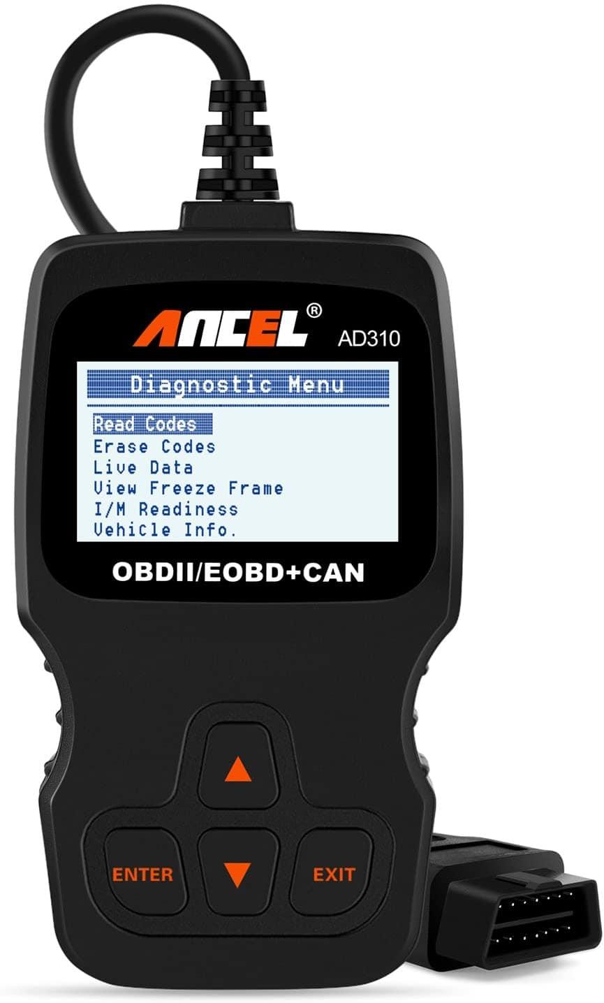 Ancel AD410 OBD2 Diagnostic Scanner
