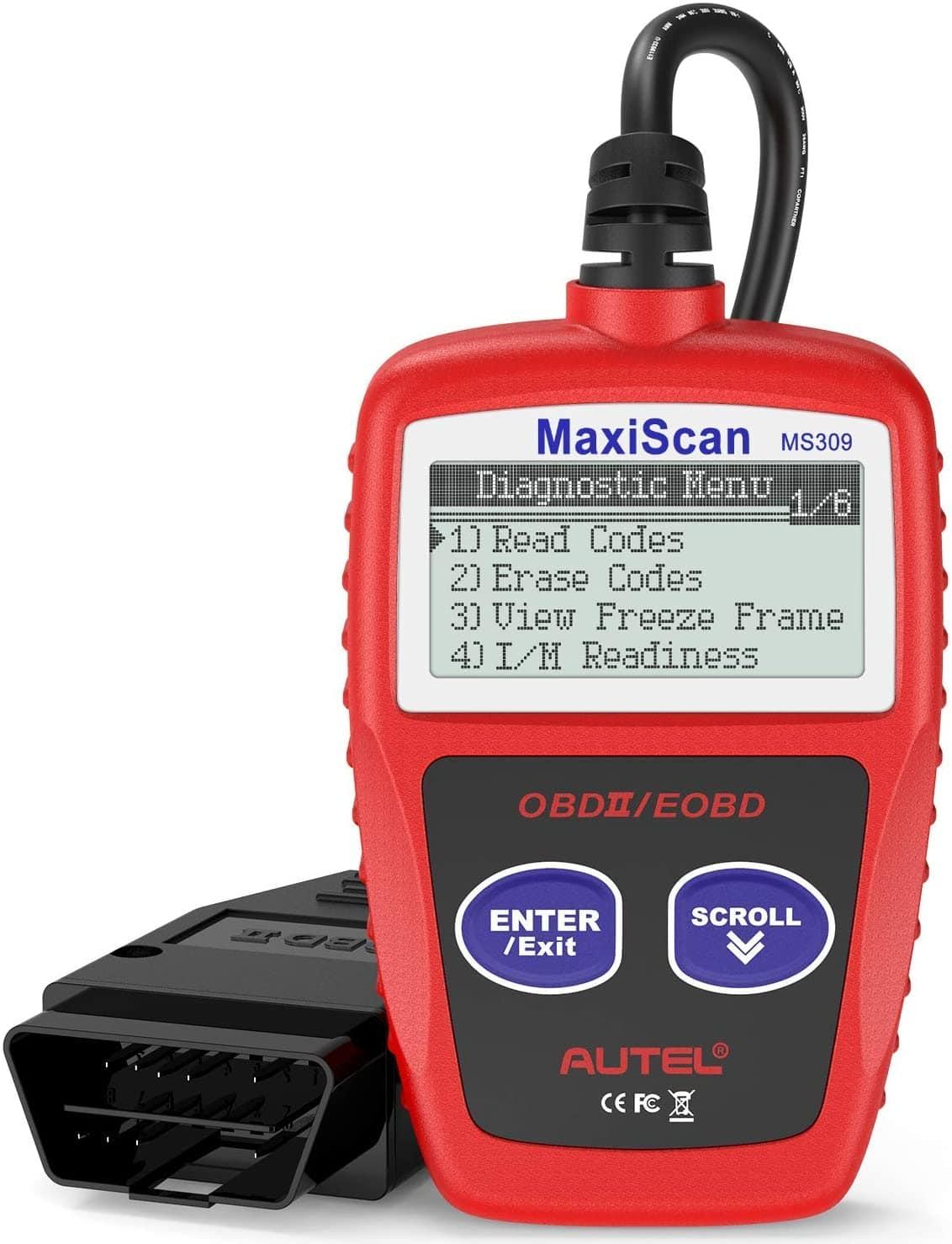 Autel MS309 fault code reader