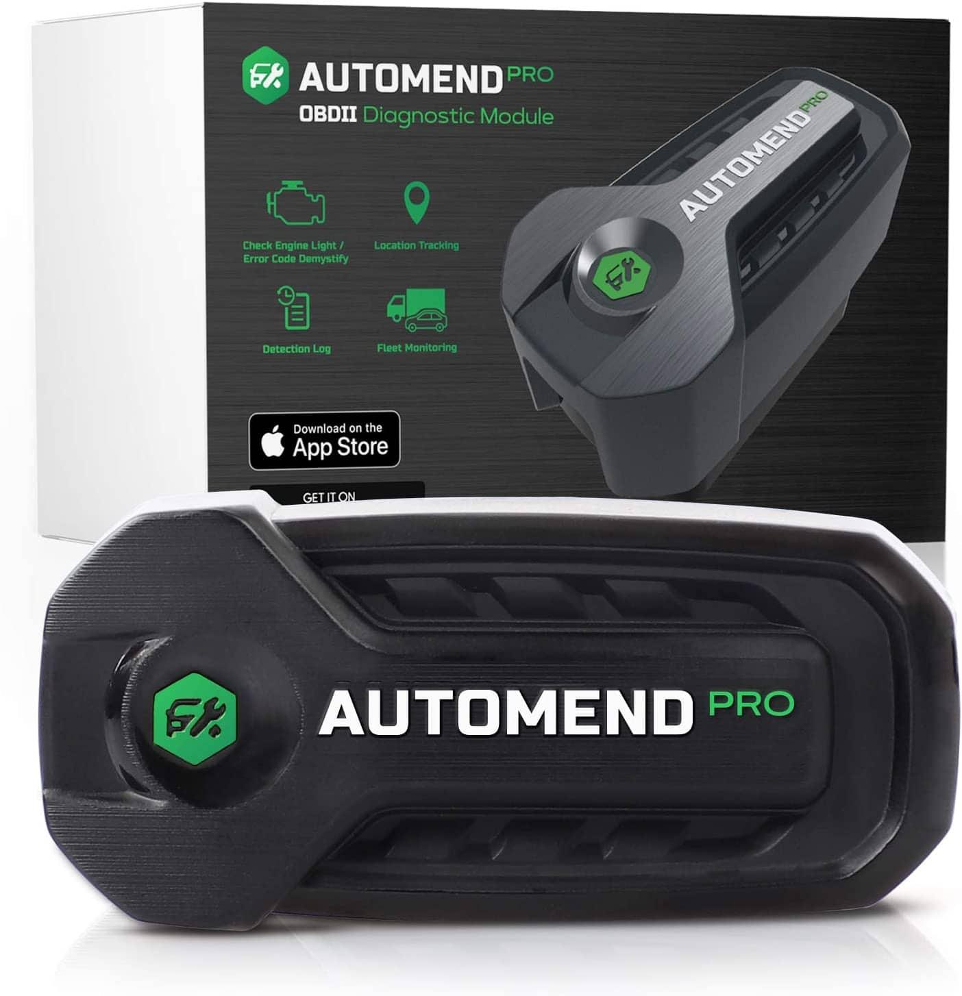AutoMend Pro diagnostic tool