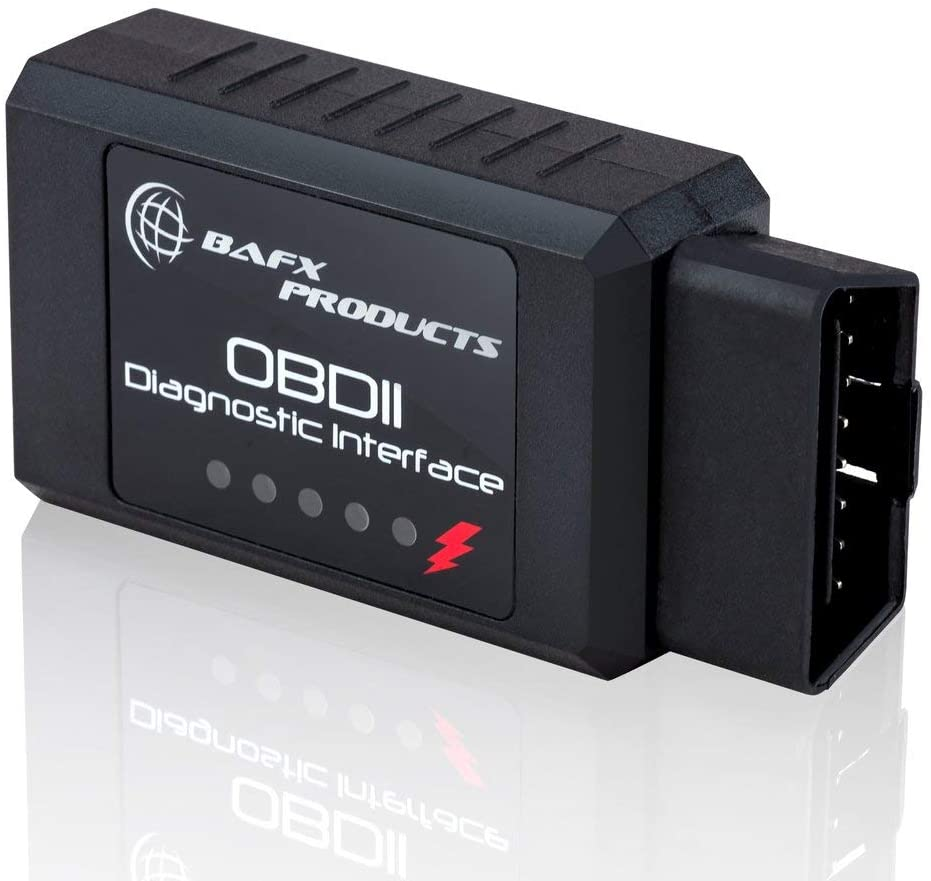 Bafx Products Bluetooth CAN OBD II Scanner