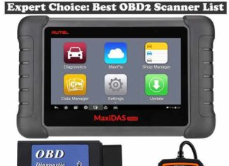 Best OBD2 Scanner to Buy