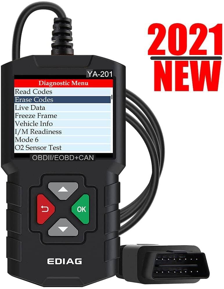 EDIAG YA201 2021 Enhanced OBD2 Scanner
