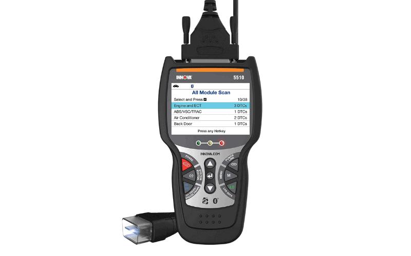 Innova 5510 scan tool