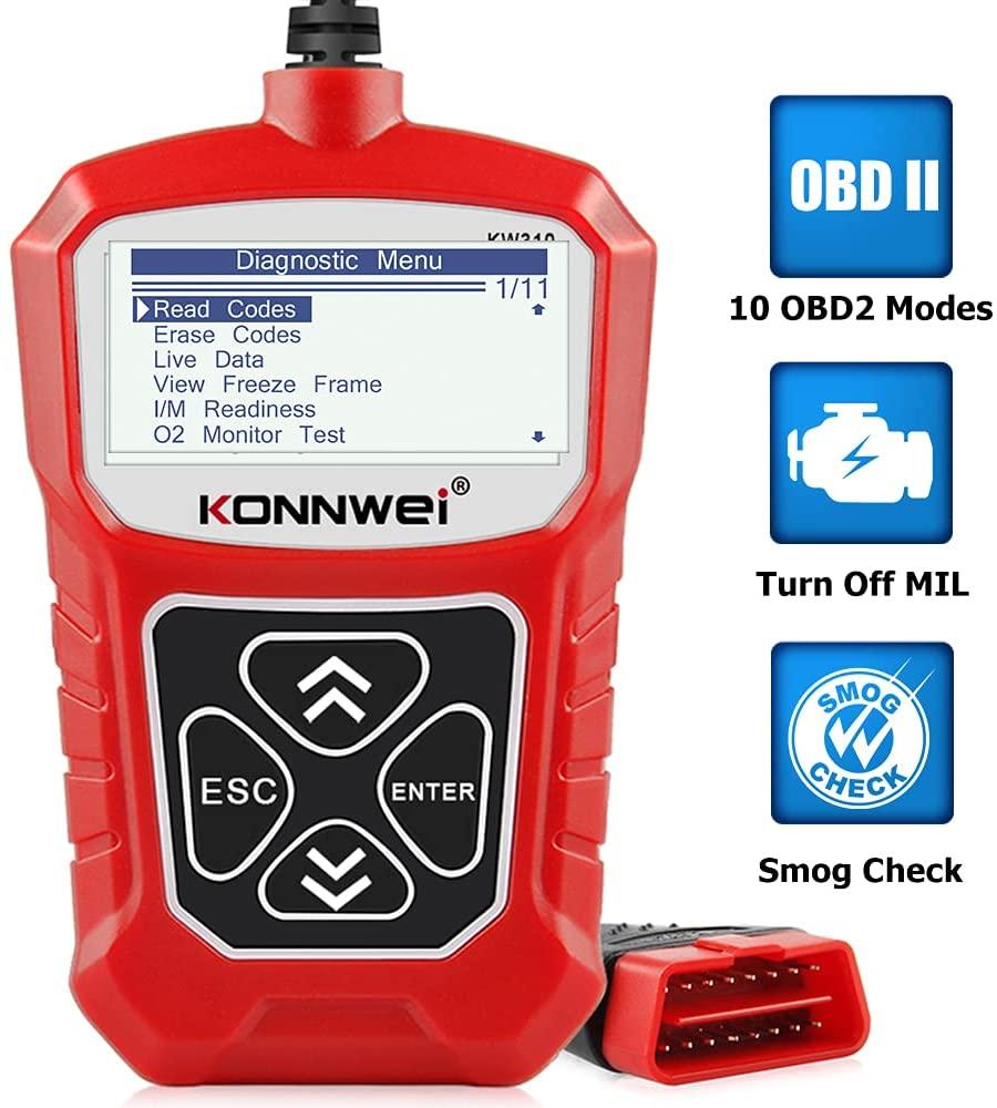 Konnwei KW310 CAN OBD II Scanner