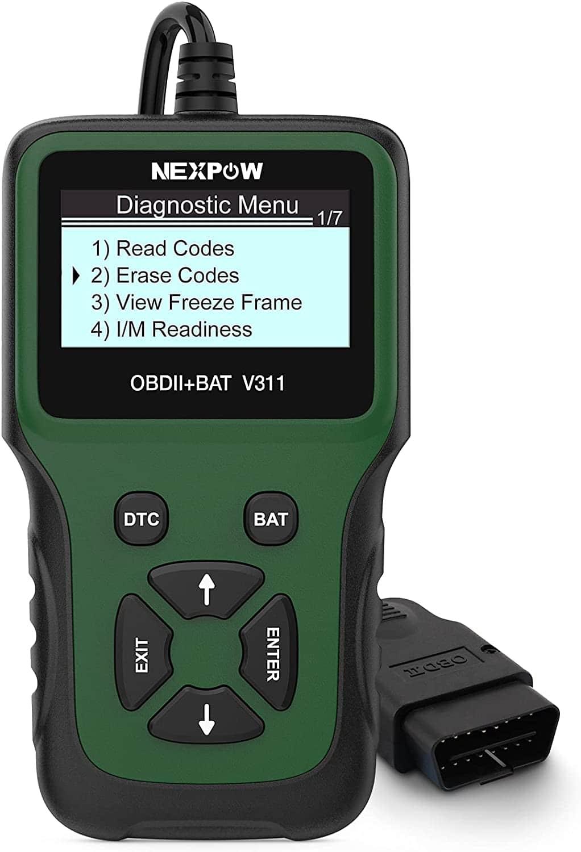 NEXPOW V311 OBD2 Scanner
