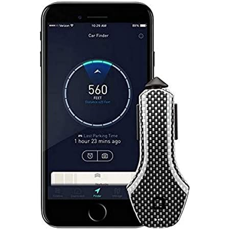 Nonda Zus app and car charger