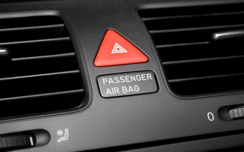 passenger airbag