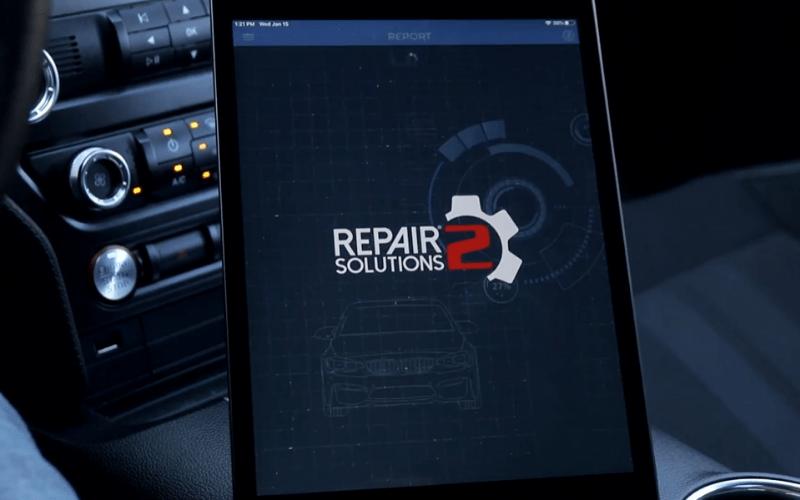 RepairSolutions2 app