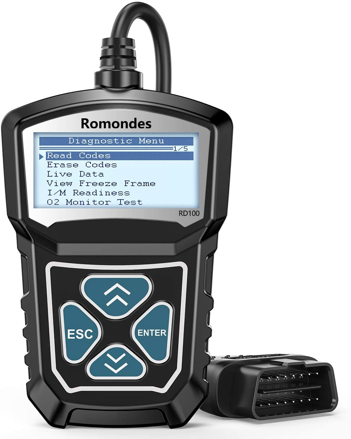 Romondes RD100 Car Scanner